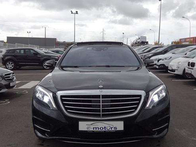 Pénurie de Mercedes classe S pour le sommet de la Ligue Arabe
