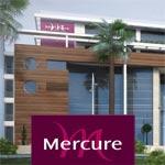 En photos : Le nouvel hôtel MERCURE ouvrira en 2016 aux Berges du Lac