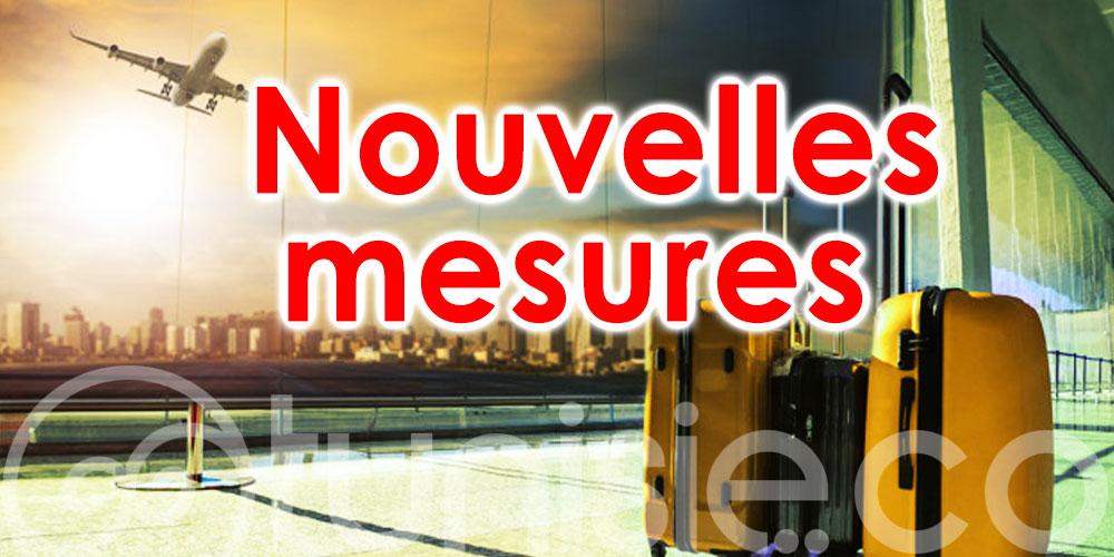 Nouvelles mesures exceptionnelles pour les passagers provenant de certains pays européens