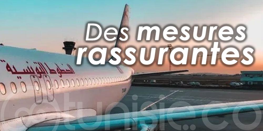 Tunisair : Des mesures rassurantes