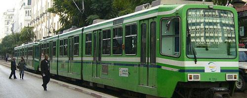 Présentation du métro léger en Tunisie
