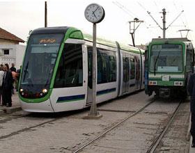 Métro léger : Ligne 1: Ligne SUD Tunis Marine - Ben Arous