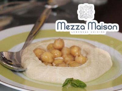 En photos: Découvrez la vraie cusinie libanaise au nouveau restaurant Mezza Maison
