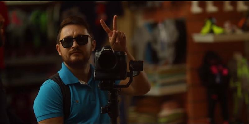 En vidéo: Le Carnaval d'Hammamet by Michail Sedov