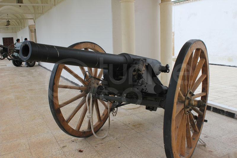 En photos : Zoom sur 10 pièces majestueuses exposées au Musée militaire de la Manouba