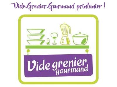Vide Grenier Gourmand Printanier les 28 et 29 Avril