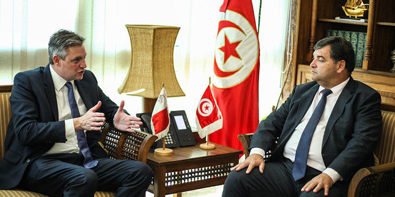 Renfort du tourisme de croisière entre la Tunisie et Malte