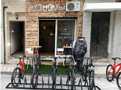 Mio Mondo, le nouveau café pour les amateurs de vélo à Lafayette