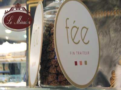 En photos : réouverture de la pâtisserie Le Mirador en partenariat avec le fin traiteur Fée Main