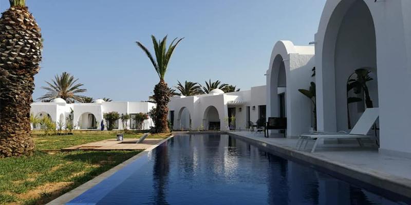 En photos : Les nouveaux bungalows de Mirage Beach Hammamet