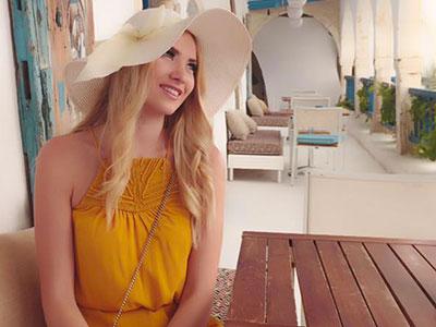 En photos : Quand Miss Autriche fait la promotion de la Tunisie