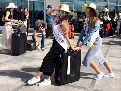 En vidéo : Les 20 candidates de Miss Autriche à Djerba