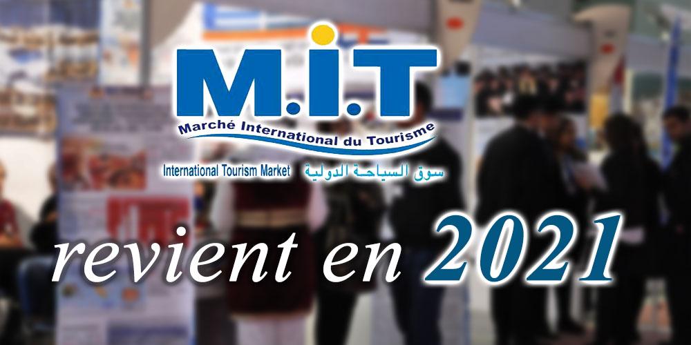 Le salon du tourisme, des voyages, des vacances et des loisirs, M.I.T revient en 2021