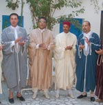Le Mjarrad ou la musique traditionnelle de Sidi Bou Said ce vendredi à Musiqat