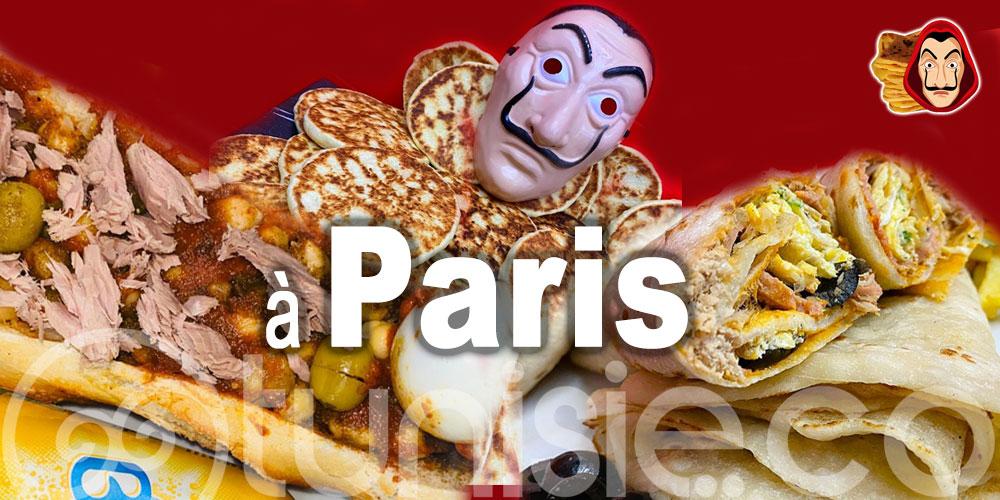 Le Pain Tunisien Mlaoui dans toute sa splendeur à Paris