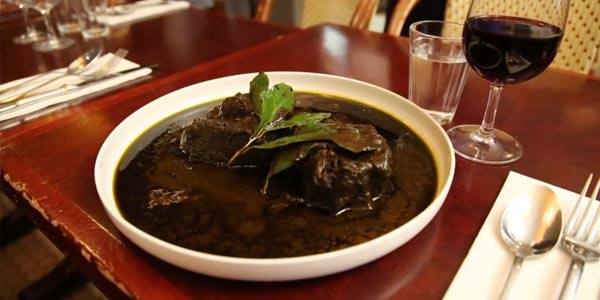 En video o manger une bonne mloukhia paris - Cuisine tunisienne mloukhia ...