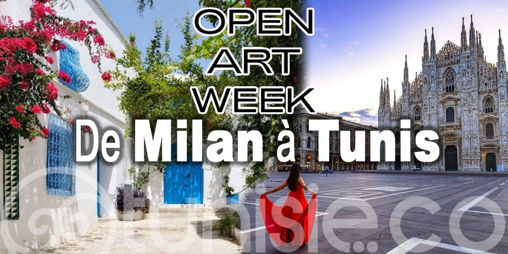 De Milan à Tunis, la Mode au cœur de la 3e édition de l'Open Art Week 2020