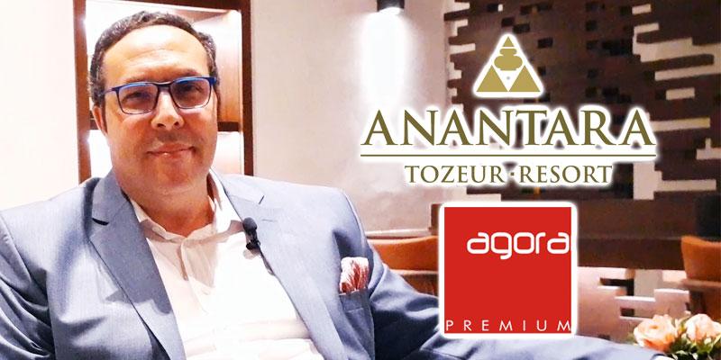 L'architecte Moez Gueddas parle de la conception de l'hôtel Anantara Tozeur