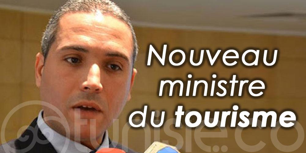 Mohamed Moez Belhassine, nouveau ministre du tourisme