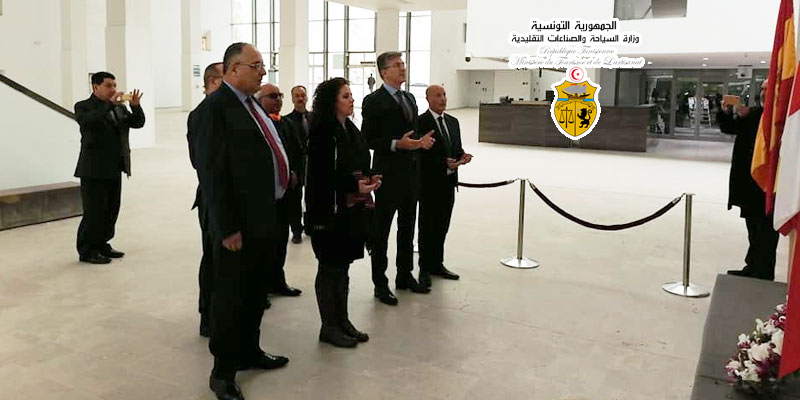 Mohamed Ali Toumi rend hommage aux martyrs du Bardo