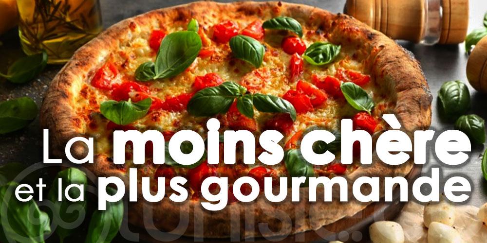 La pizza la moins chère et la plus gourmande en Afrique se vend à Tunis !