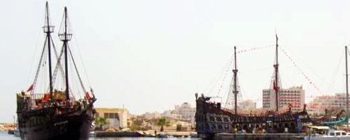 Port de plaisance Monastir