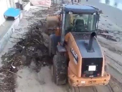 En vidéo: Les plages de Monastir de nouveau propre