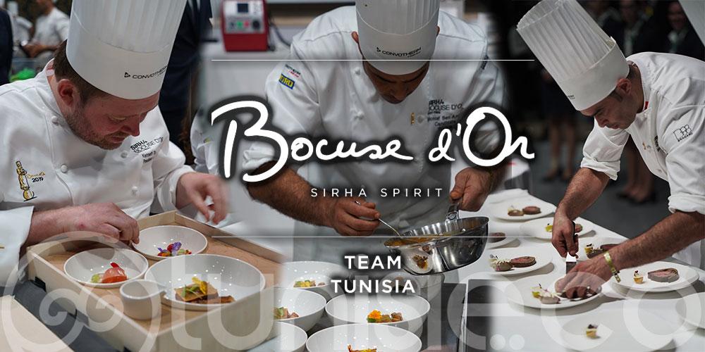 En photos : Savourez les plats du chef Moncef BEN AMARA au Bocuse d'Or