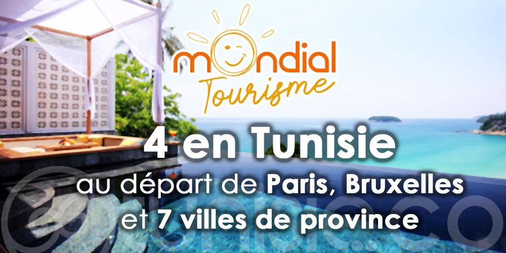La programmation du TO Mondial Tourisme élargie sur la Tunisie cet été