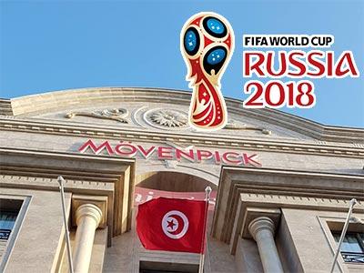 Ces lounges et bars d'hôtels pour regarder les matchs du Mondial 2018