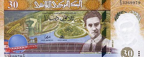 Monnaie tunisienne