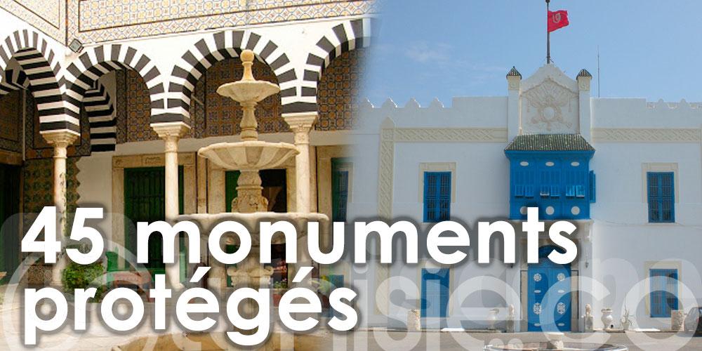Découvrez les 45 monuments désormais protégés en Tunisie
