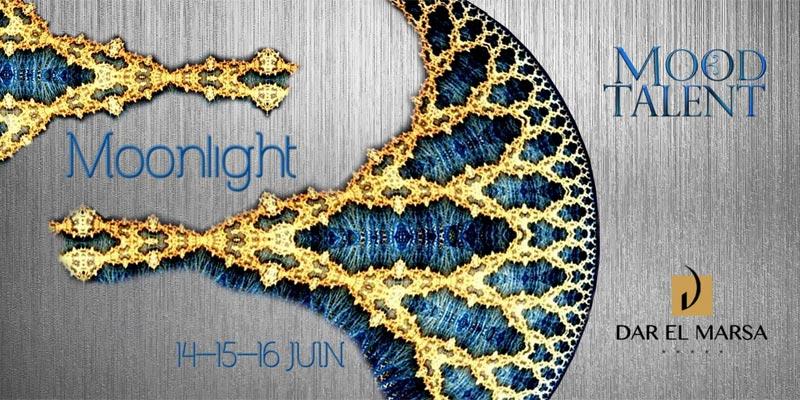 MOONLIGHT by MOOD TALENT, l'expo-vente à Dar El Marsa du 14 au 16 juin
