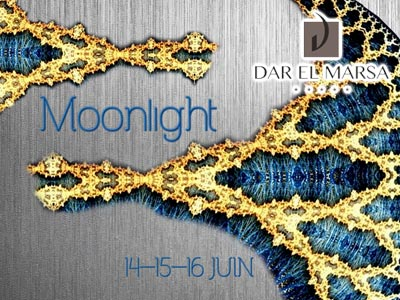 MOONLIGHT by MOOD TALENT, l'expo-vente à Dar El Marsa du 14 au 16 juin