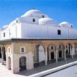 La mosquée de M'hamed Bey est sans aucun doute la plus belle au Maghreb