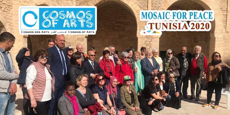 Le premier symposium de la mosaïque se tiendra à Sousse