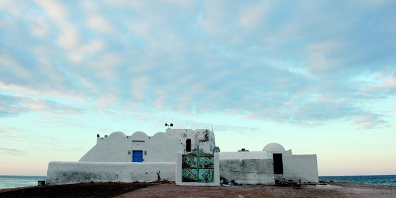 Les mosquées ibadites de Djerba photographiées par Axel Derriks