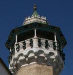 Mosquée Youssef Dey à la Médina de Tunis