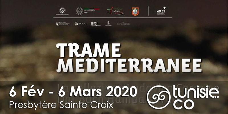 Mostra - Trame Mediterranee le 6 Février et le 6 Mars 2020