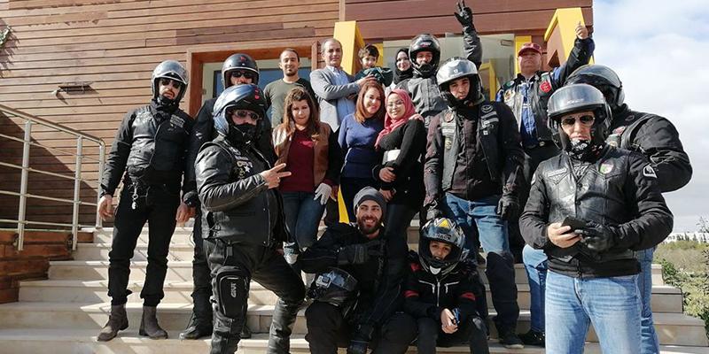 Lancement de la première édition du Maghreb Motocycle Tour