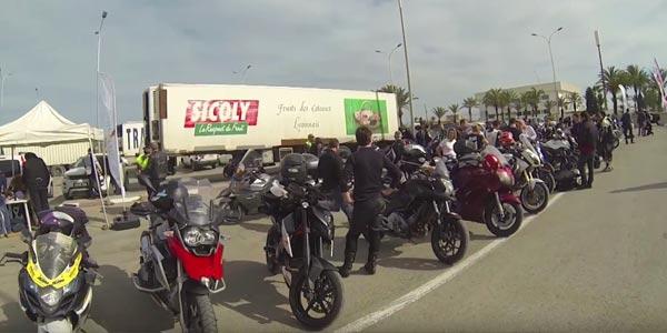 En vidéo : Les motards du Tunisian Moto Rally 2017 à la découverte de la Tunisie
