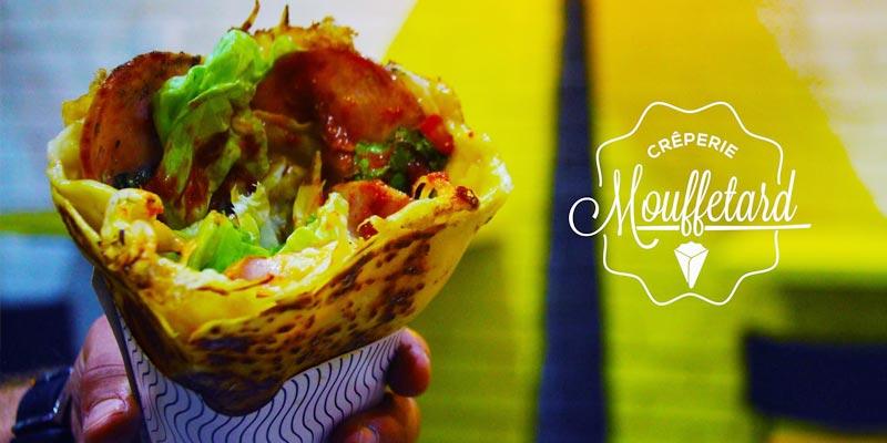 Composez votre crêpe à votre goût chez Mouffetard, la nouvelle crêperie à El Menzah 7