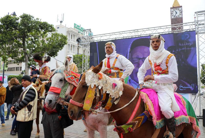 Journée promotionnelle du festival du Mouled à Kairouan