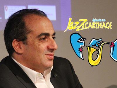 En vidéo : Mourad Mathari parle de la 13ème édition du Festival Jazz à Carthage du 6 au 15 Avril