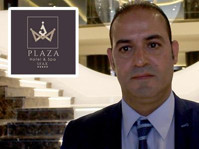En vidéo : Mourad Jallali raconte l'aventure de l'Hôtel Plaza Sfax