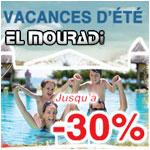 Profitez pleinement de l´été avec les offres d´El Mouradi Hotels