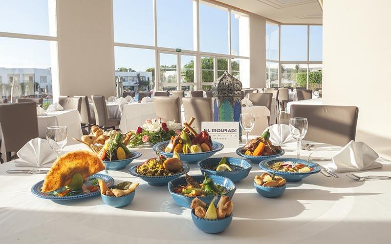 Ce Ramadan, découvrez le buffet Iftar exceptionnel de l'hôtel El Mouradi Gammarth