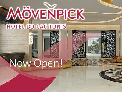 En vidéos : Mövenpick Hotels & Resorts dévoile une nouvelle expérience hôtelière au bord du Lac de Tunis