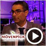 En vidéo : Wissem Arfa parle de la gastronomie et de l'hospitalité du Mövenpick Gammarth