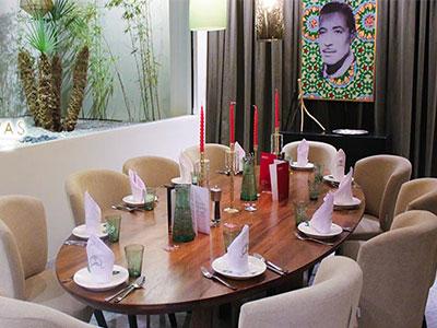 En vidéo : Découvrez le nouveau restaurant tunisien Abou Nawas du Mövenpick Gammarth